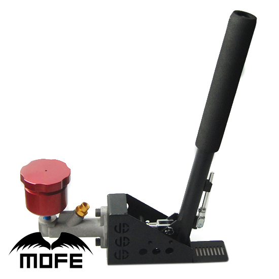 MOFE 40cm Handle 0.625 Master Cylinder Drift Hydraulic Rally Handbrake With Oil Tank Reservoir + Oil Pipe + Fittings rally court tank