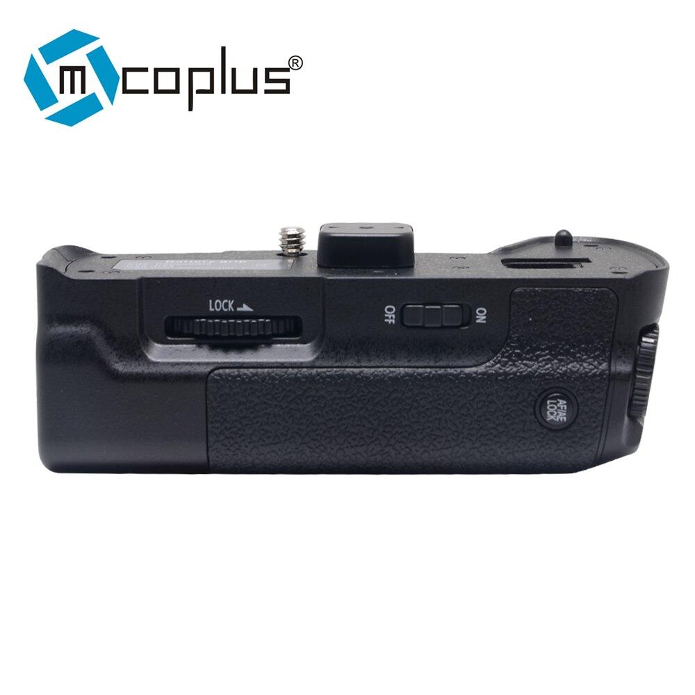 Mcoplus BG-G80/G85 Batterie Vertical Holder Grip pour Panasonic Lumix 80 G85/DMW-BGG1 Remplacement Caméra