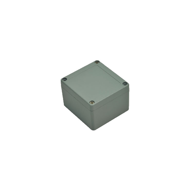 IP67 Waterproof Aluminium Box Enclosure Switch Box Distribution Box 70x75x60mm FA18 4pcs a lot diy plastic enclosure for electronic handheld led junction box abs housing control box waterproof case 238 134 50mm