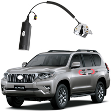 new for Toyota Prado Electric suction door Automobile refitted automatic locks Car