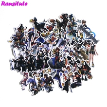 Toy Sticker R201 Luggage Motorcycle Fun Heartspvc And Waterproof Hot-King 50pcs/Set
