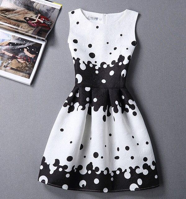 2018 Top quality Beauty speckle women's dresses OEM clothes