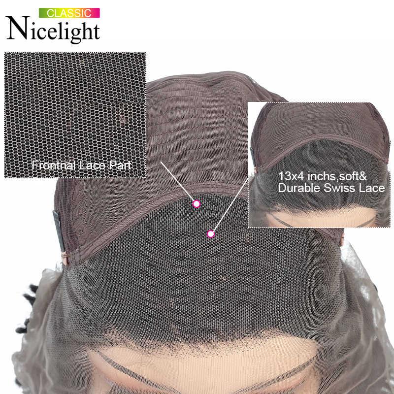 Peluca de onda de agua pelucas de cabello humano peluca Frontal de encaje peluca brasileña peluca Frontal de encaje Peluca de cierre Frontal pelucas onduladas de encaje suizo