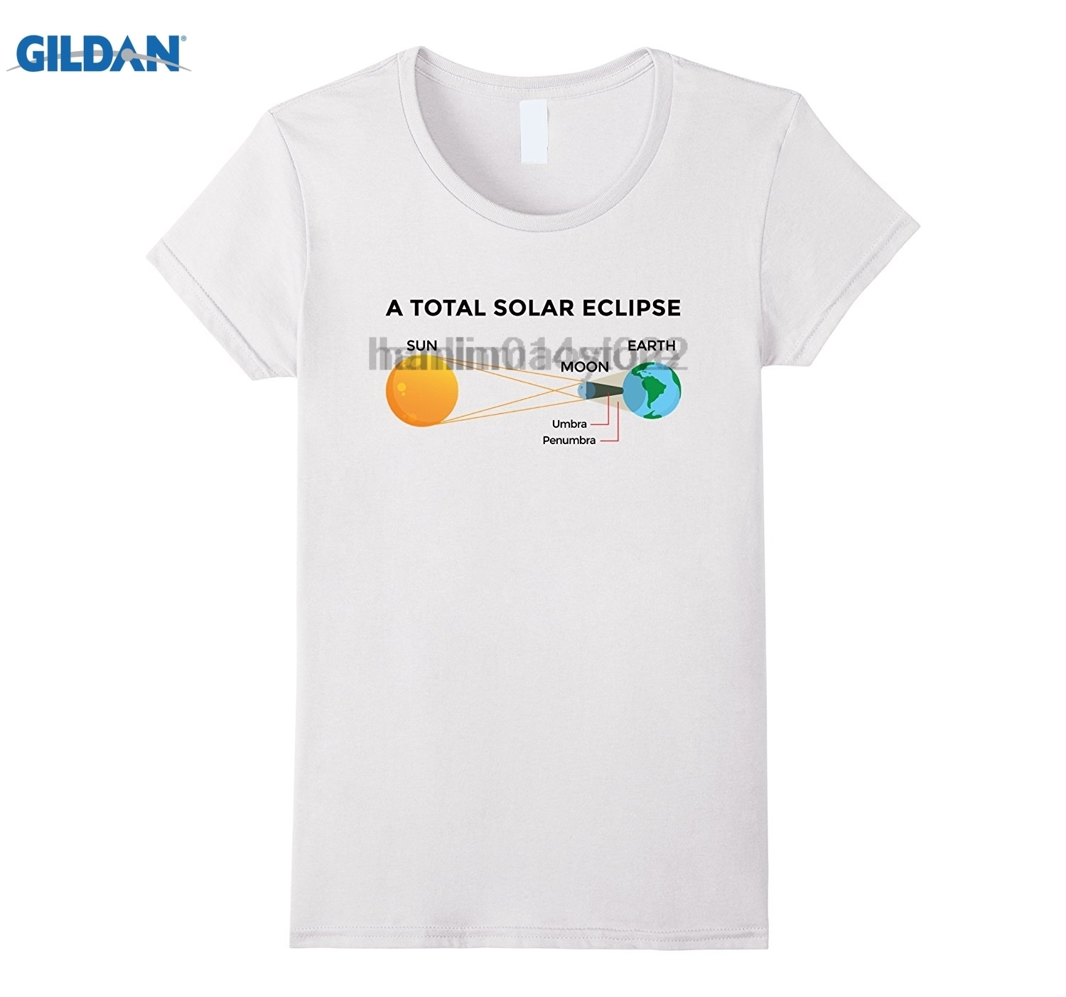 hight resolution of gildan total solar eclipse diagram t shirt in t shirts from men s clothing on aliexpress com alibaba group