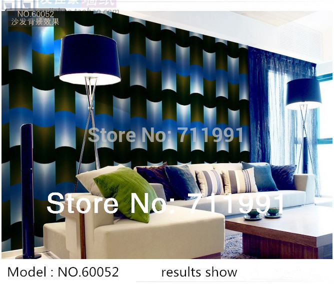 Free shipping custom black and gray purple blue bar KTV super modern geometric abstract backdrop stereoscopic wallpaper игрушка ecx ruckus gray blue ecx00013t1