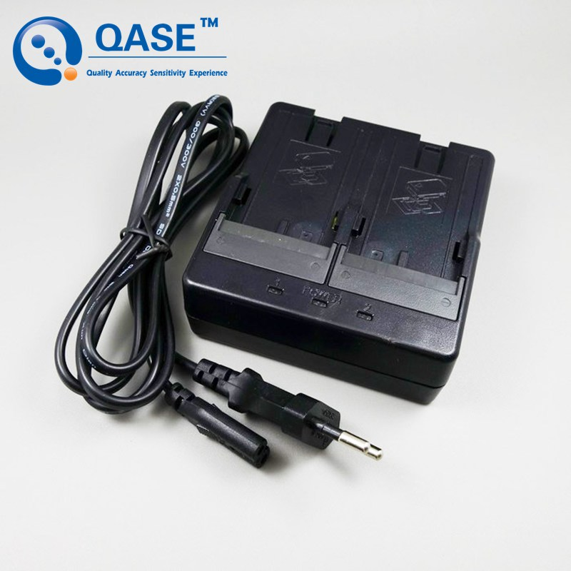 Double Charger Replenisher for SOKKIA CDC68 new for sokkia cdc68 equivalent charger for bdc46a bdc46b bdc46 battery for sokkia bidirectional charger