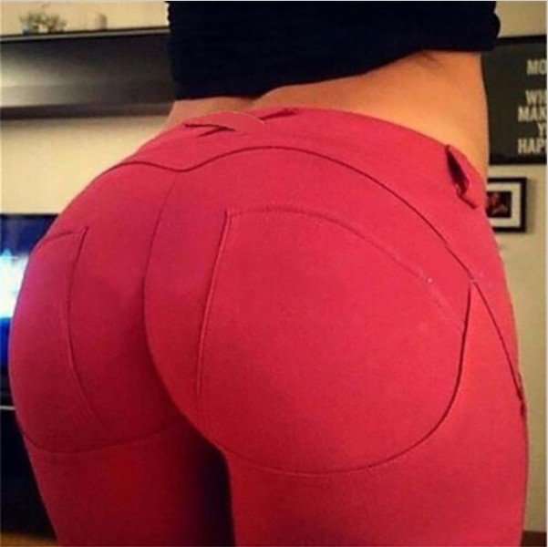 Women Sexy Pants Bodybuilding Clothing Leggings