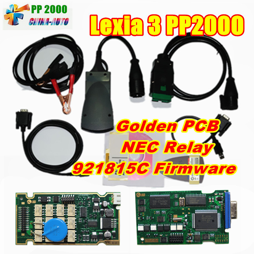 lexia3 PP2000 Diagnostic Tool with Diagbox V7.83 FW 921815C and Orignal Full Chip Full Function Lexia 3 PP2000 Lexia 3 Lexia-3 fw 921815c lexia3 pp2000 v7 83 obd2 diagnostic tool lexia 3 diagbox 7 83 multi languages for peugeot