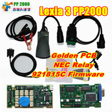 lexia3 PP2000 Diagnostic Tool with Diagbox V7.83 FW 921815C and Orignal Full Chip Full Function Lexia 3 PP2000 Lexia 3 Lexia-3