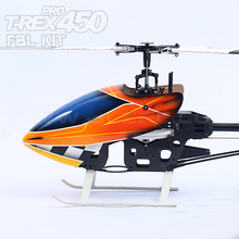 ALZRC 450 Pro Flybarless RC Helicopter Kit H450P3G1A  Track Shipping