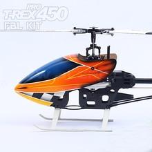 Alzrc 450 Pro Flybarless RC hélicoptère Kit H450P3G1A voie expédition