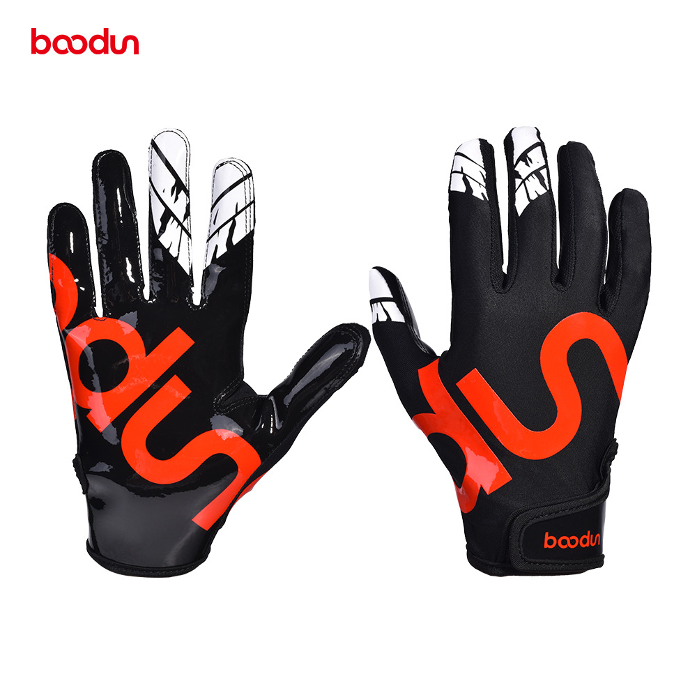 BOODUN Men Women Breathable Baseball Glove Batting Gloves With Anti-slip Silicone Palm Softball Baseball Hitter Gloves Equipment