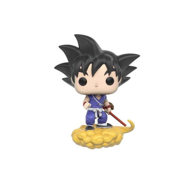 Funko pop dragon ball z goku & flying nimbus pvc figura de ação menino brinquedos para chlidren presente aniversário