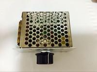 5PCS AC 220V 4000W SCR Voltage Regulator Dimmer Motor Speed Controller Module