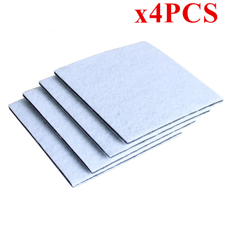 4pcs/lot Vacuum Cleaner HEPA Filter for Philips Electrolux Motor cotton filter wind air inlet outlet Filter 4pcs lot vacuum cleaner hepa filter for philips electrolux replacement motor filter cotton filter wind air inlet outlet filter