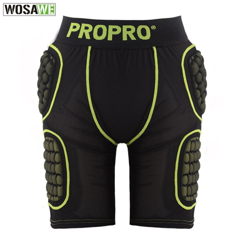 PROPRO Motorcycles Shorts Hip Protector Motocross Off-road Protection Equipment Padded Skiing Skating Safety Gear