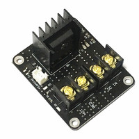 3D Printer Hot Bed Power Expansion Board Heatbed Power Module MOS Tube High Current Load Module