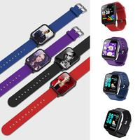 Z02 PPG Continuous Heart Rate Color Screen Intelligent Sport Smart Watch 3 Waterproof Bluetooth Heart Rate Blood Pressure