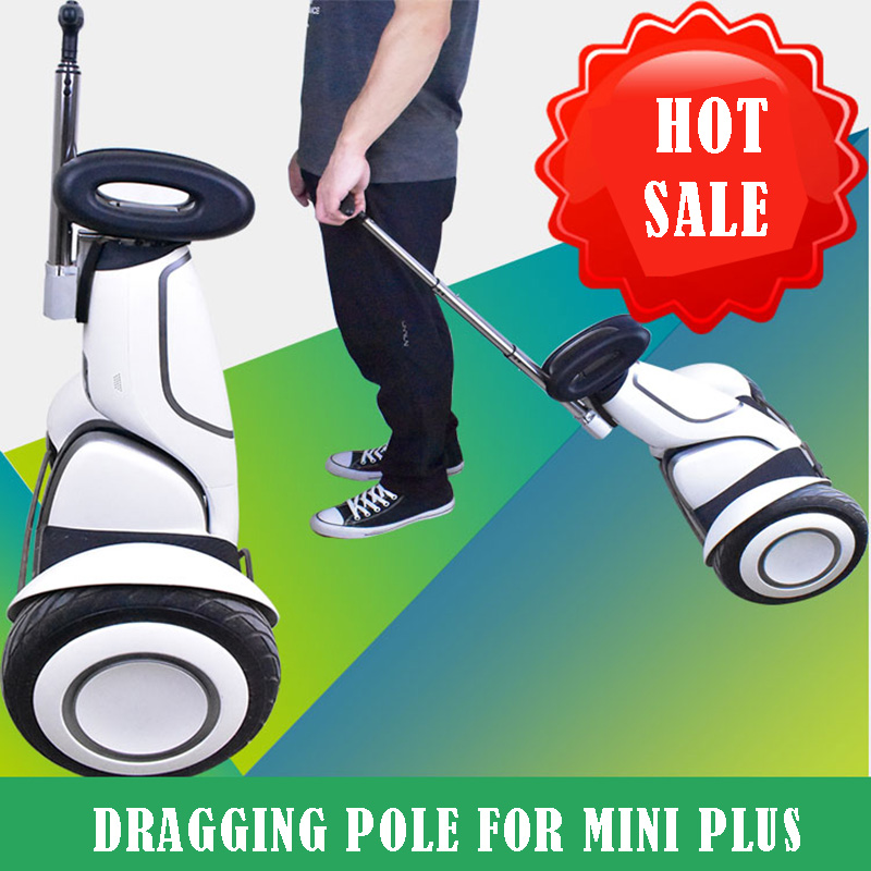draging pole for Ninebot Nine Xiaomi Mini plus hoverboard Xiaomi mini plus pole in Scooter Parts Accessories from Sports Entertainment