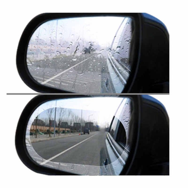 2 Pcs רכב rearview מראה עמיד למים ונגד ערפל סרט עבור יונדאי Solaris מבטא Elantra הסונטה I40 I10 i20 i30 i35 IX20 IX25