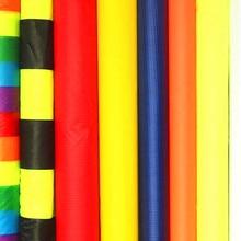 Высокое качество 5 м тканевый воздушный змей нейлон Рипстоп наружные игрушки летающий кайтсерф вейфан кайсюань кайт с фабрики