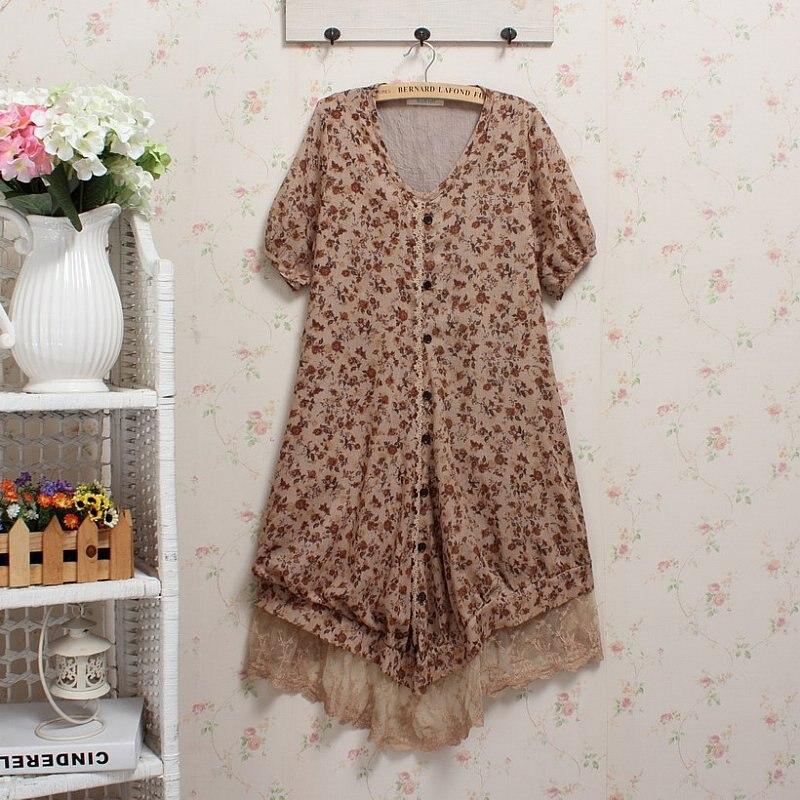 Robe en coton lin tunique bohème patchwork jurk rockabilly robe longue crochet tunique indien gothique hippie boho vintage praia