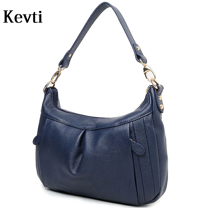 ФОТО Genuine Leather Women Shoulder bag luxury handbags women bags designer high quality Cowhide Fashion Messenger BAG for Ladies