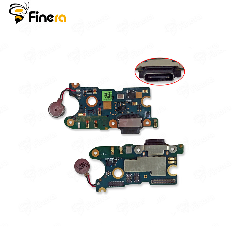 For HTC U11 USB Board Port Ribbon Flex Micro USB Dock Connector USB Charger Charging board