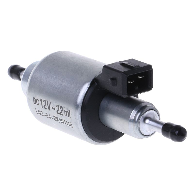 Image 2 - Car Oil Fuel Pump 12V For 2KW To 5KW For Webasto Eberspacher Heaters High Quality Auto Replacement Iron Stable Performance-in Fuel Pumps from Automobiles & Motorcycles