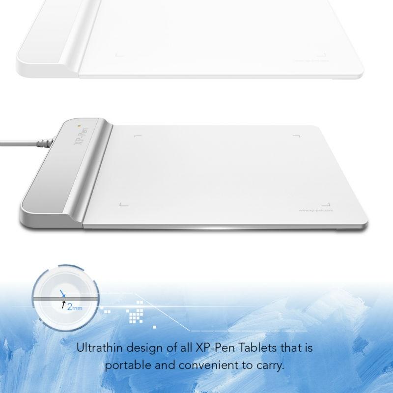 XP-Pen G430S Tableta de dibujo Tableta gráfica Tableta de pintura de - Periféricos de la computadora - foto 4