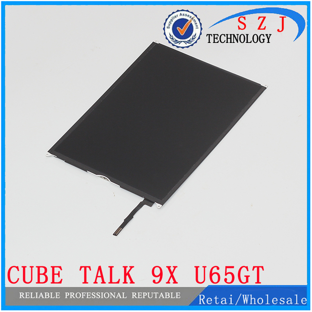 Original 9.7 '' pulgadas pantalla LCD Full HD para cubo U65GT Talk 9X IPS Retina Screen Talk9X reemplazo de la pantalla LCD envío gratis