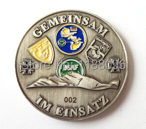 2014  Free shipping personalized coin Factory outlets cheap custom challenge coins hl50113