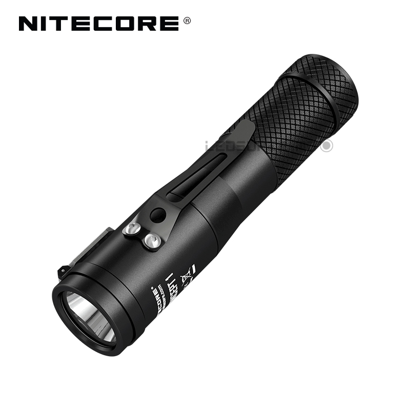 DESIGN AWARD 2018 Nitecore концепция 1 бесступенчатое Яркость CREE XHP35 HD E2 светодио дный 1800 люмен фонарик 18650 Батарея