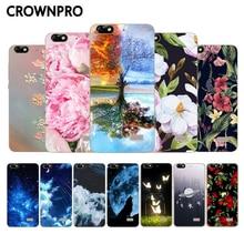 CROWNPRO Huawei Honor 4C CHM U01 Phone Case Cover Silicone TPU Back 5 0 Huawei Honor