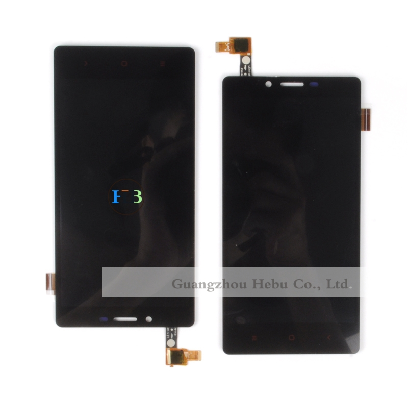 "Brand New 20pcs Lcd Display With Touch Glass Digitizer Assembly For Xiaomi Redmi Note 4g Hongmi Note 5.5"" Free Shipping DHL"
