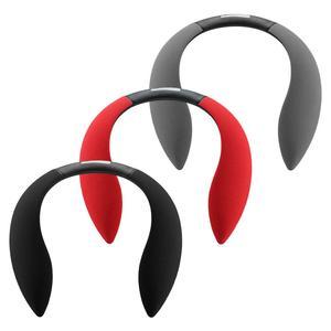 Image 1 - Nieuwe Opknoping Nek Stijl Bluetooth Luidspreker multifunctionele Radio Sport Fitness Running Audio Apparaat Ondersteuning Micro SD TF Card