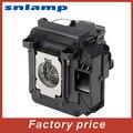 Snlamp Compatible ELPLP64/V13H010L64 ampoule avec boîtier pour MovieMate 85HD EB D6155W EB D6250 EB 1880 Lampe De Projecteur|projector lamp|projector bulb|projector bulbs lamp -