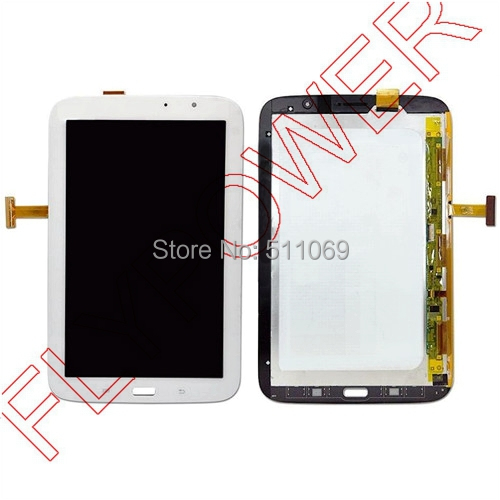 Подробнее о For Samsung Galaxy Note 8.0 N5110 LCD Display+Digitizer Touch Sreen Assembly wifi version free shipping;100% warranty;100% new for new lcd display touch screen assembly replacement samsung galaxy note 8 0 gt n5110 n5110 wifi black white free shipping