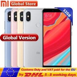 Global Version Xiaomi Redmi S2 3GB 32GB Cellphone Snapdragon SD625 Octa Core 3080mAh 5.99