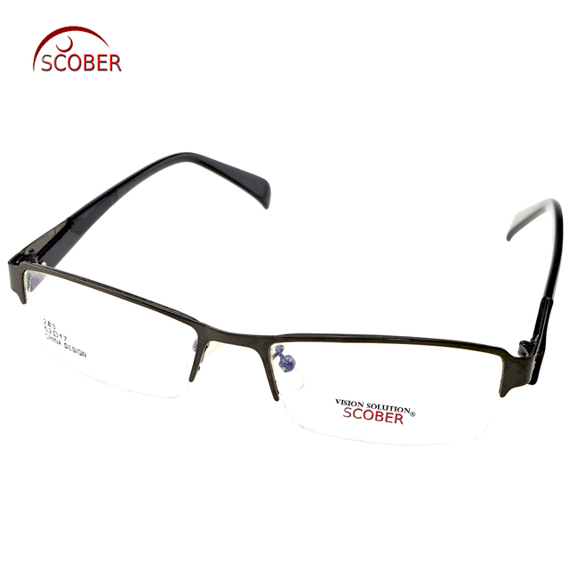 9e2316ebe1a China Style Eye Frame Titanium Alloy Ultra-light Custom Made Optical Myopia Reading  Glasses Photochromic Progressive multifocal