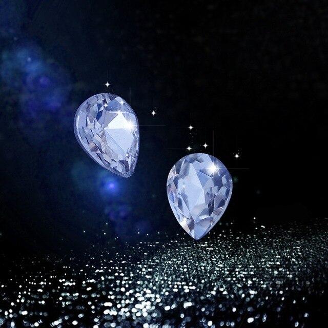 e67c787628e 10pcs Big Nail Rhinestones Diamond Beads Nail Art Decoration Rhinestone for  Nails Design Ornament Stud Pixie Stone Applies XL10