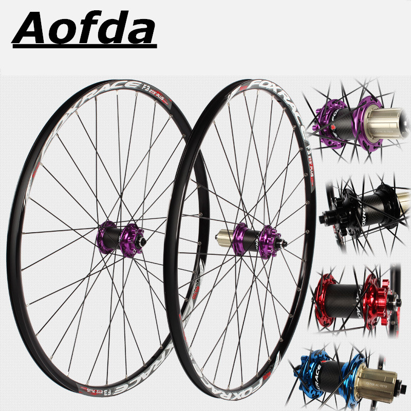 Mountain bike wheel set carbon fiber drums disc brake wheel set 26 27.5 inch 9 10 11 speed racing wheel setMountain bike wheel set carbon fiber drums disc brake wheel set 26 27.5 inch 9 10 11 speed racing wheel set