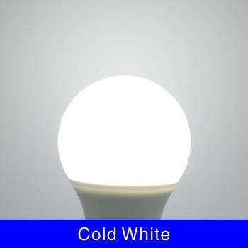 10pcs/lot E27 E14 LED Bulb Lamps 3W 6W 9W 12W 15W 18W 20W Lampada LED Light Bulb AC 220V-240V Bombilla Spotlight Cold/Warm White 8
