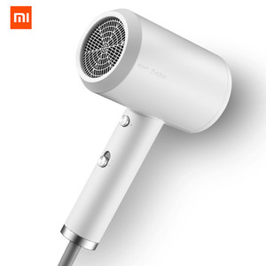 Original xiaomi mijia zhibai hair Mi dryer mini Portable Anion HL3 1800W 2 Speed Temperature Mi Blow Dryer for Travel home kits|Smart Remote Control| |  -