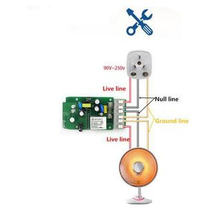 Image 2 - Sonoff Monitor de temperatura y humedad Itead TH 10A/16A, interruptor inteligente inalámbrico con WiFi para casa inteligente con función de sincronización
