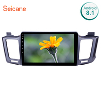 Seicane 10.12din Android 8.1 Car Radio For 2013 2014 2015 2016 Toyota RAV4 Car Stereo Multmedia Support Steering Wheel Control