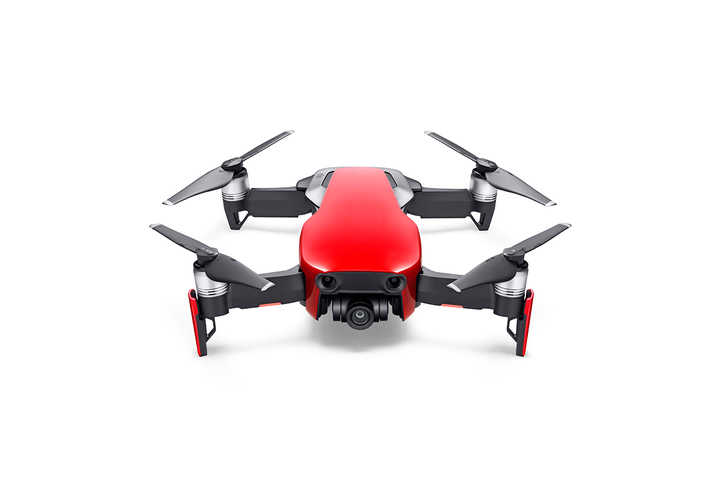 DJI Mavic Air drone and Mavic Air