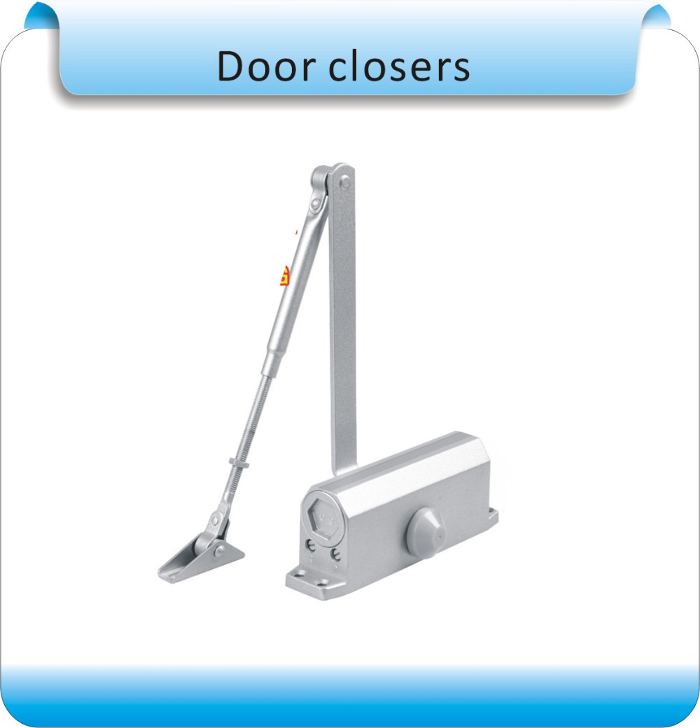 Free shipping Casting Aluminum Automatic Door Closer Door Hardwares Heavy Duty Gate Hardwares 25-45KGS цены