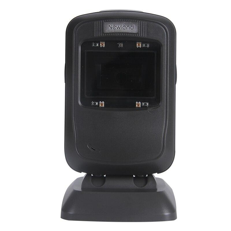 Geschickt Newland Fr40 Automatische Orbit Omnidirektionale 2d/qr Pdf417 Data Matrix Ccd Bild Barcode Scanner Reader Mit Usb Quell Sommer Durst Scanner