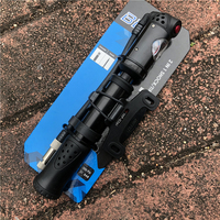 Bomba de pneu dois em um da suspensão do pneu da bomba MP 036N da bicicleta de beto|Bombas bic.| |  -